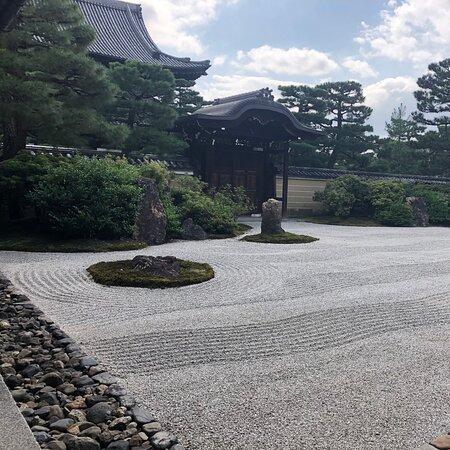 大雄苑など素敵な庭園がありました