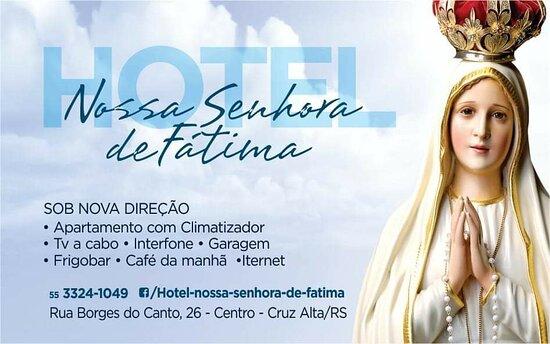 Hotel Nossa Senhora de Fatima