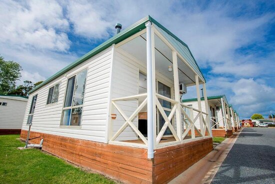 Hadspen, Australia: Exterior