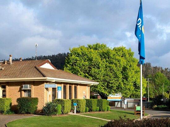 Hadspen, Australia: Business center