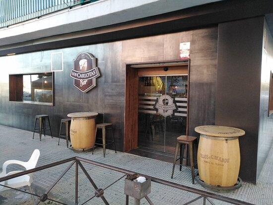 Formentera Del Segura, Espanha: Bar Los Carlotas
