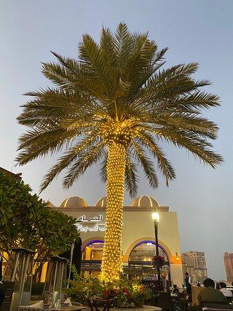 Experience amazing only at Burj Al Hamam💜