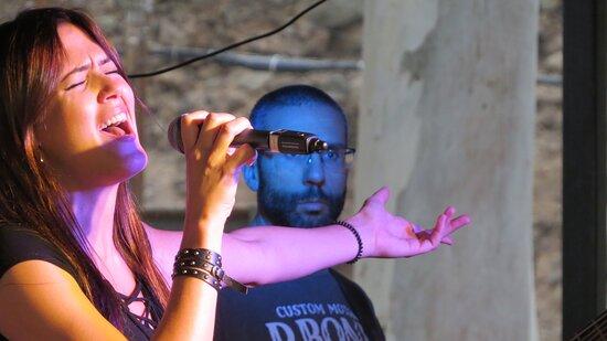 Beatriz Perez & Aaron Santana (February 2020)