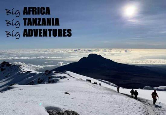 #Travel on foot when you want to learn about places. Whether is climb Kilimanjaro or any walking safaris, #hiking brings close to its nature. Be the part of our family to experience Big AFRICA, Big TANZANIA, Big ADVENTURES. We leave no stone unturned in create lifetime #adventure. We cater what is best to our clients and make our clients reach their travel goals. Each of our safari is designed to touch something deep within you and will never forgotten affordable adventure getaway.