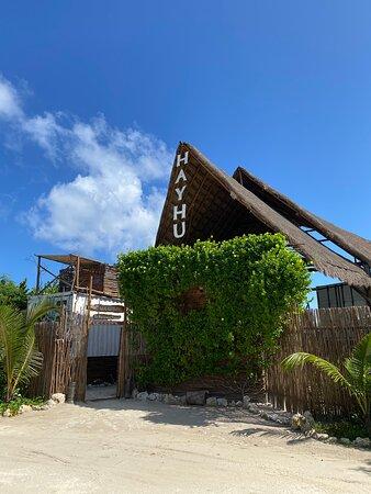 El lugar para disfrutar la Costa Maya!