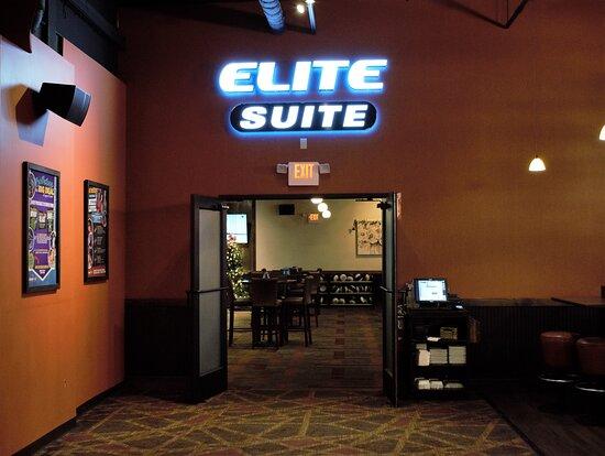 Elite Suite for private events