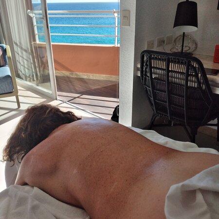 Massage in your own Villa!