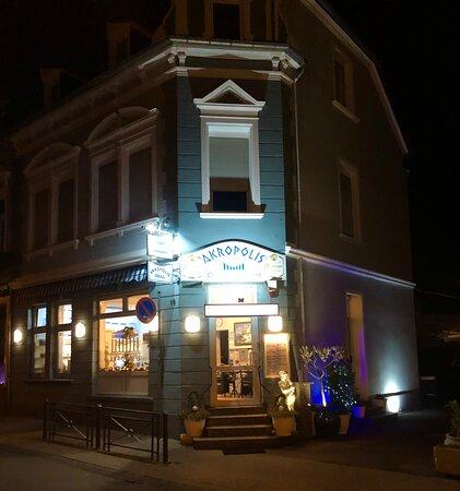 Lohmar, Alemanha: Akropolis Grill Restaurant in Bad Honnef