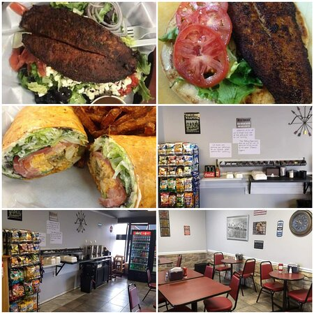 Wrightstown, NJ: Lunch items