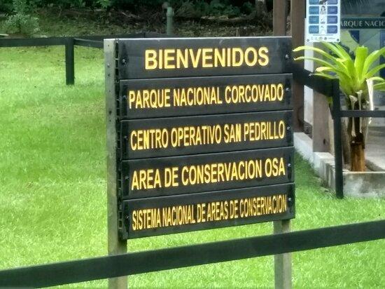 2 jours dans Corcovado
