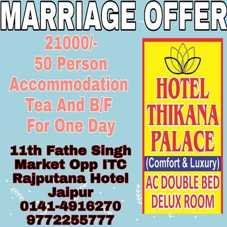 Jaipur, Ấn Độ: Marriage Offer