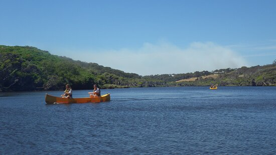 Margaret River Canoe Tour Including Lunch: very cruisy way to explore the Margaret River