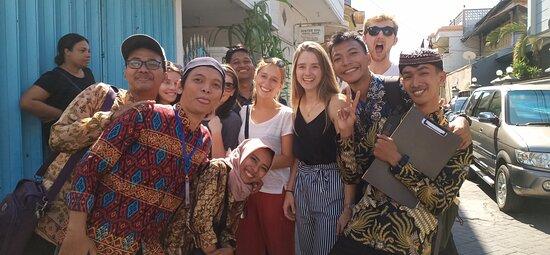 Surabaya on Foot walking Tour