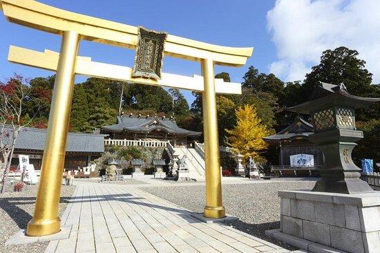 Akihasan Hongu Akiha-jinja Shrine