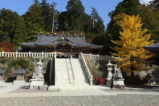 秋葉神社本殿 / Akiha Shrine Main Hall