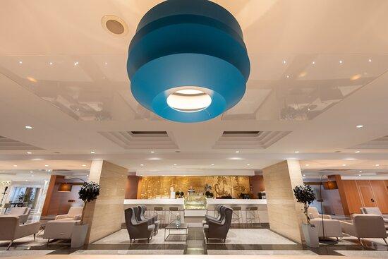 Reception area/ bar
