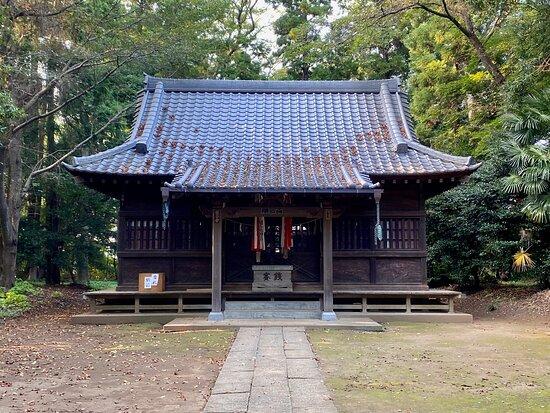 Moro Shrine