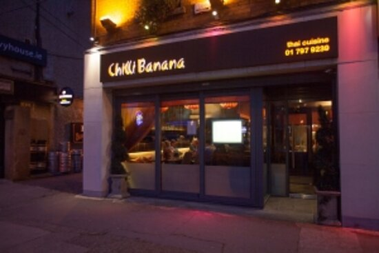 Open for indoor dining from Friday 4th of December.  Delivery options with Deliveroo.  Book online www.chillibanana.ie  Stay safe everyone and thanks for visiting our page