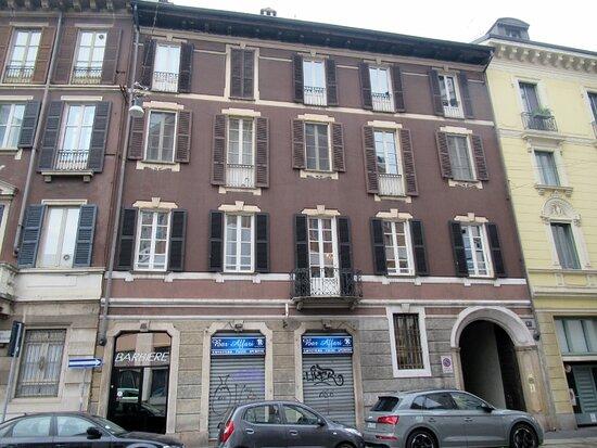 Casa Via Santa Maria Fulcorina 13