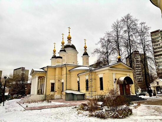 Church of the Presentation of the Blessed Virgin by the Saltykov Bridge