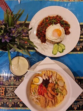 Authentic cuisine with brilliant food and service