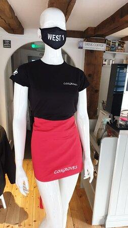 Twit Twoo,Cosgroves New Uniform !