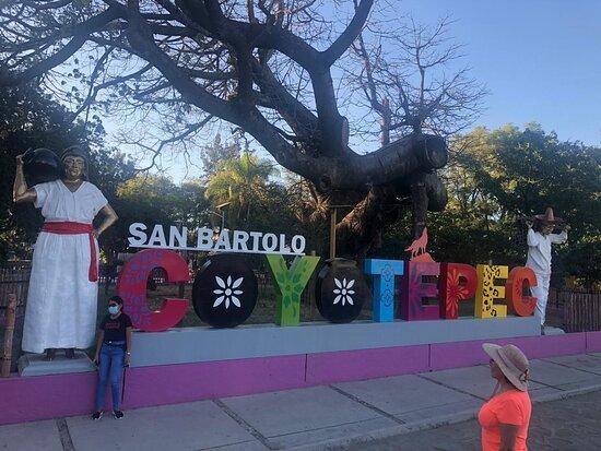 All inclusive:Monte Alban,Arrazola, Cuilapam,ex convent,San Bartolo Coyotepec: disfrutando de los lugares coloridos