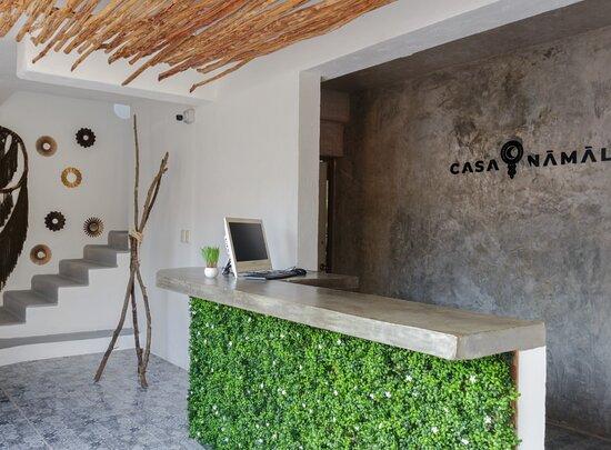 Κανκούν, Μεξικό: Front Desk!