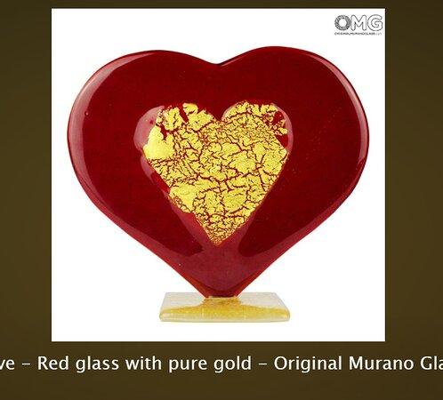SMT Original Murano Glass by Tinti Matteo