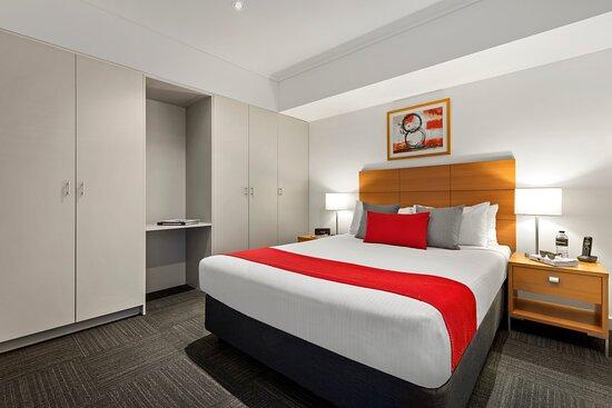 One Bedroom Exec - Bedroom