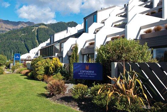 Copthorne Hotel & Apartments Queenstown Lakeview, hôtels à Queenstown