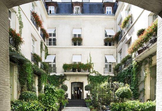 Relais Christine, hôtels à Paris