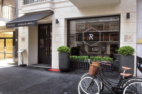 CasaSur Recoleta, hoteles en Buenos Aires