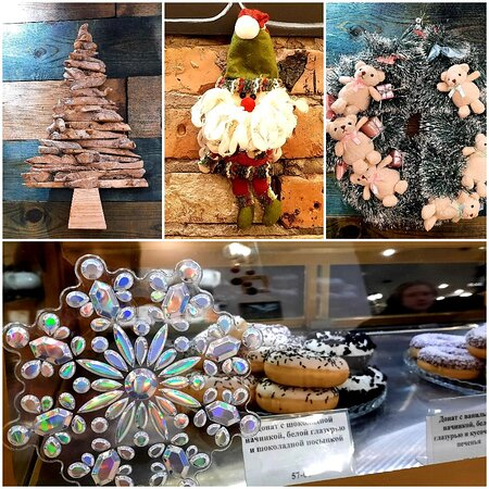 Штрудели, чизкейки, торты, пирожные, макаруны, маффины, восточные сладости, вафельки и печеньки - у нас рай для сладкоежек!🎂🍰🍭🍩🍪🍨🍧🍦