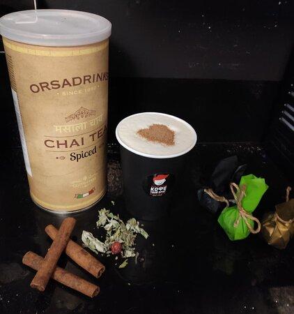 Не пьете кофе, но вкус и запах нравиться? Тогда Латте чай для вас