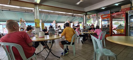 Dining Area of Restaurant Argyle