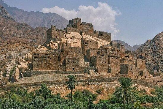 Tour de 6 días a Jeddah, Taif, Al Baha y Abha