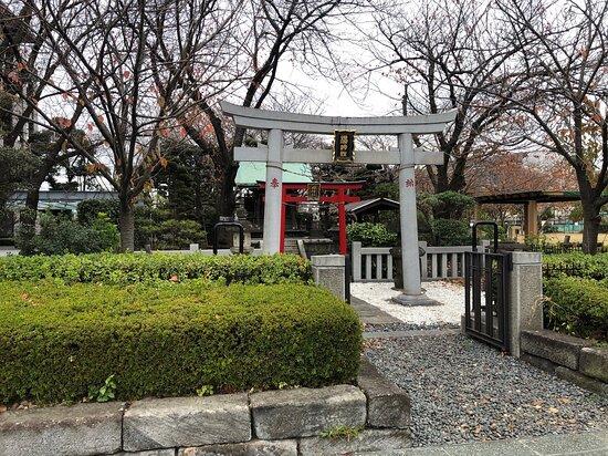 Adachi-ku Sakura Shrine