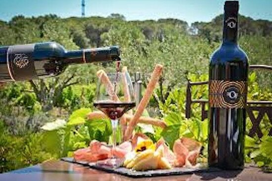 """The """"Clos des Roses"""" Wine Tasting & lunch"""