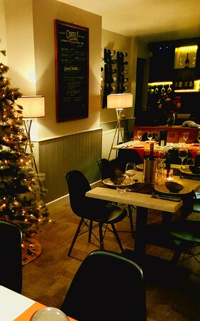 Woolpit, UK: Ask for our wine list.