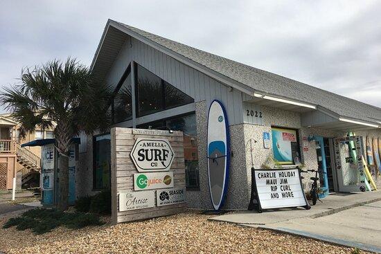 Amelia Surf Co.