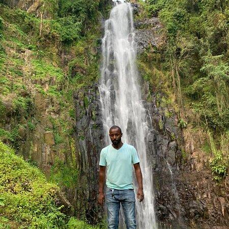 Materuni water falls