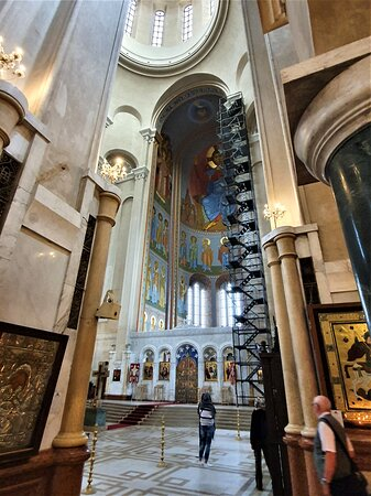 Tsminda Sameba Cathedral - Picture No. 67 - By israroz (Oct. 2019)
