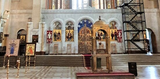 Tsminda Sameba Cathedral - Picture No. 69 - By israroz (Oct. 2019)