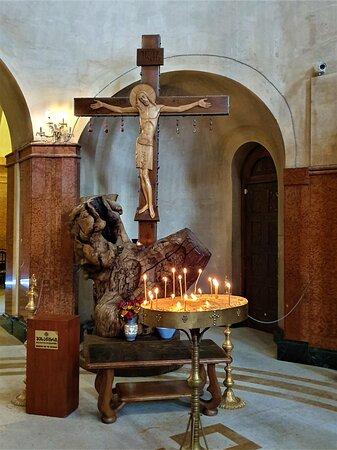Tsminda Sameba Cathedral - Picture No. 94 - By israroz (Oct. 2019)