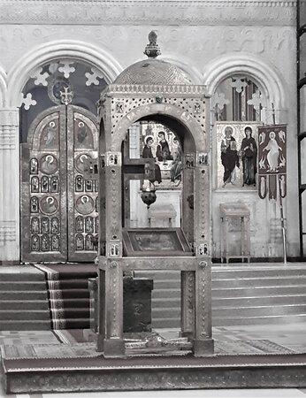 Tsminda Sameba Cathedral - Picture No. 98 - By israroz (Oct. 2019)