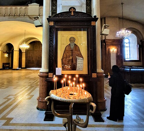 Tsminda Sameba Cathedral - Picture No. 100 - By israroz (Oct. 2019)