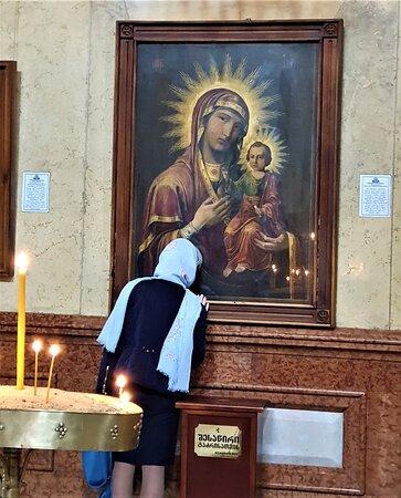 Tsminda Sameba Cathedral - Picture No. 102 - By israroz (Oct. 2019)