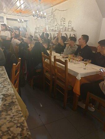 Jantares de Grupo