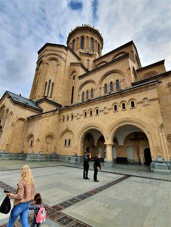 Tsminda Sameba Cathedral - Picture No. 175 - By israroz (Oct. 2019)